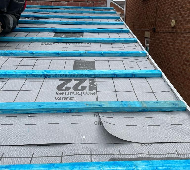 New Extension Roof & Velux Windows - Sheffield->title 1