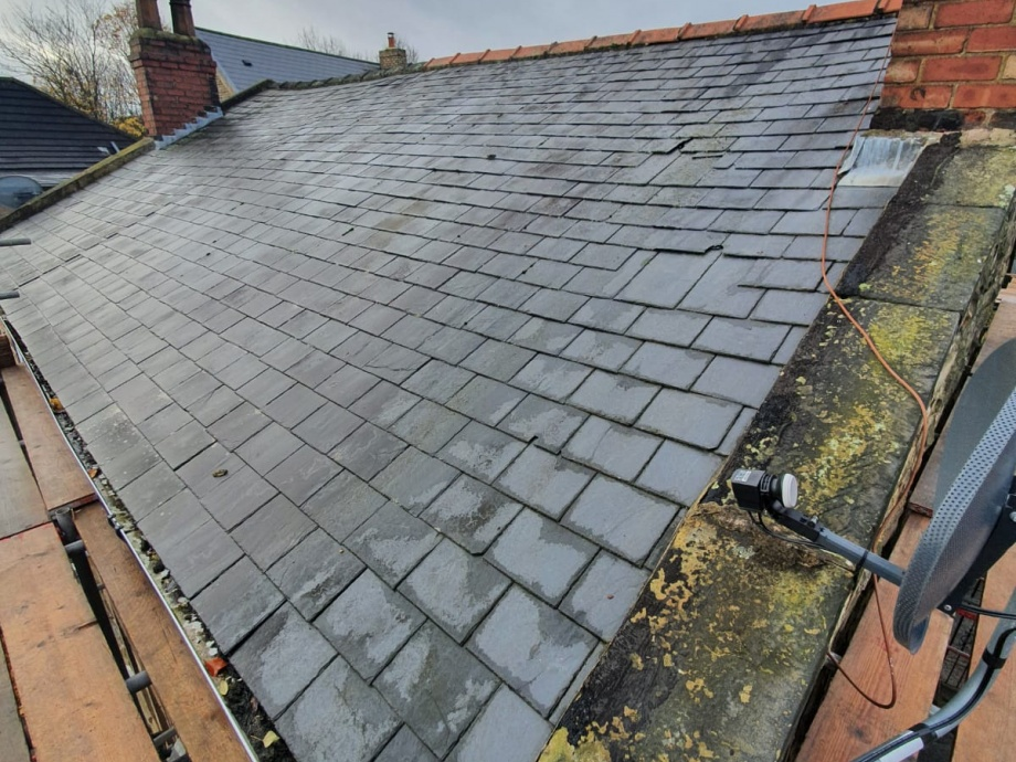 Roof Refurbishment, Sheffield->title 3