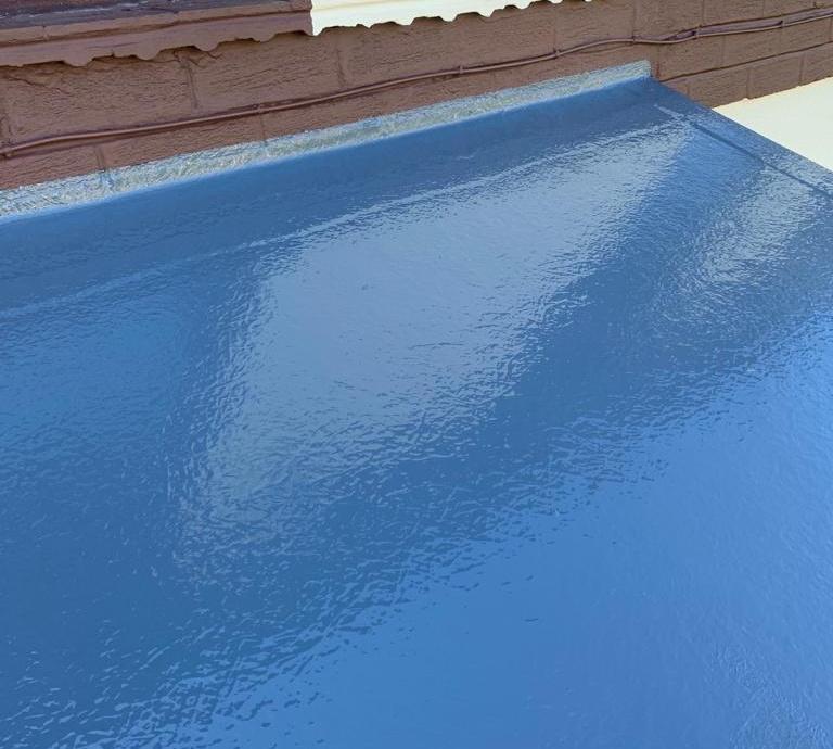 Fibre Glass (GRP) Roof->title 4