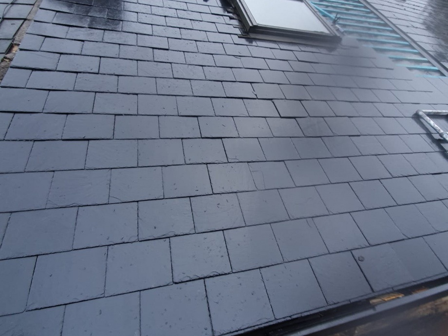 Roof Refurbishment - Sheffield->title After