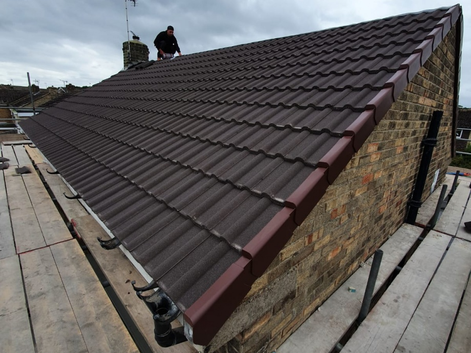 Full Roof Refurbishment - Bradway, Sheffield->title After