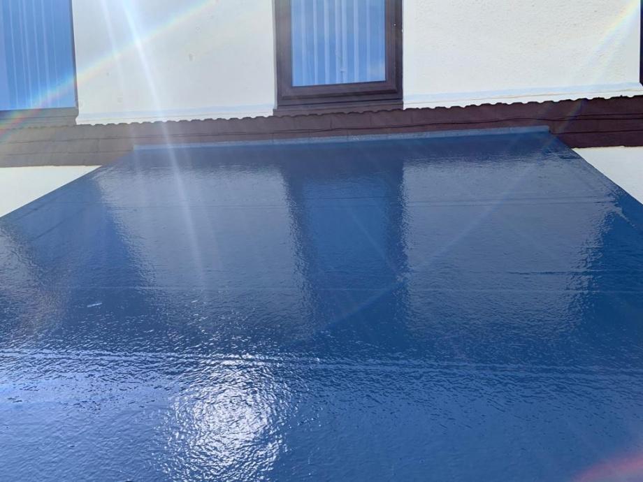 Fibre Glass (GRP) Roof->title 1
