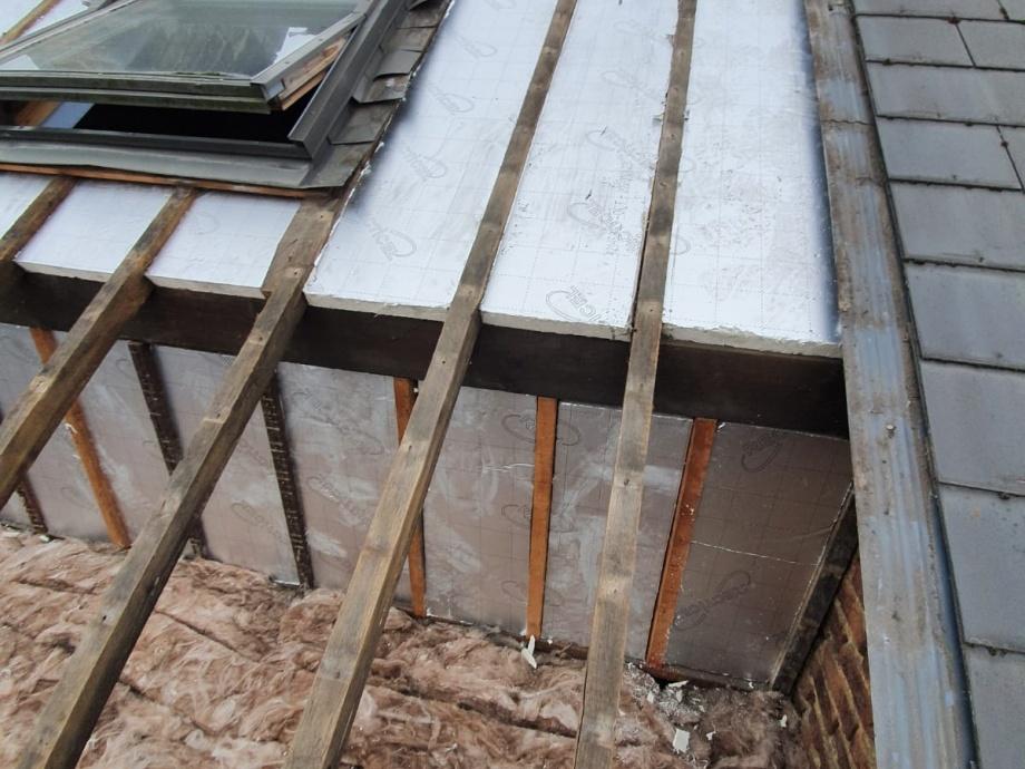 Roof Refurbishment - Sheffield->title 1