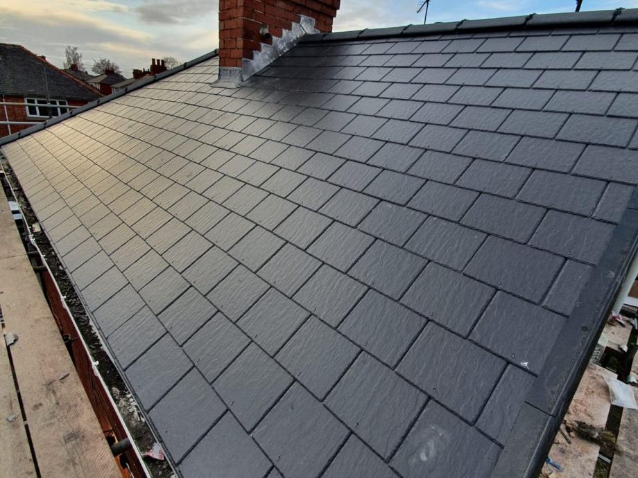 Roof Refurbishment - Sheffield->title 3