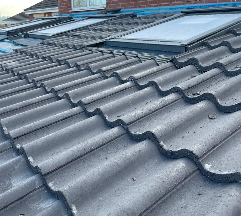 New Extension Roof & Velux Windows - Sheffield->title 4