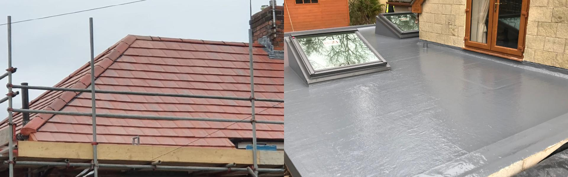 New House Roof or Roof Repair - Domestic Roofing Specialists