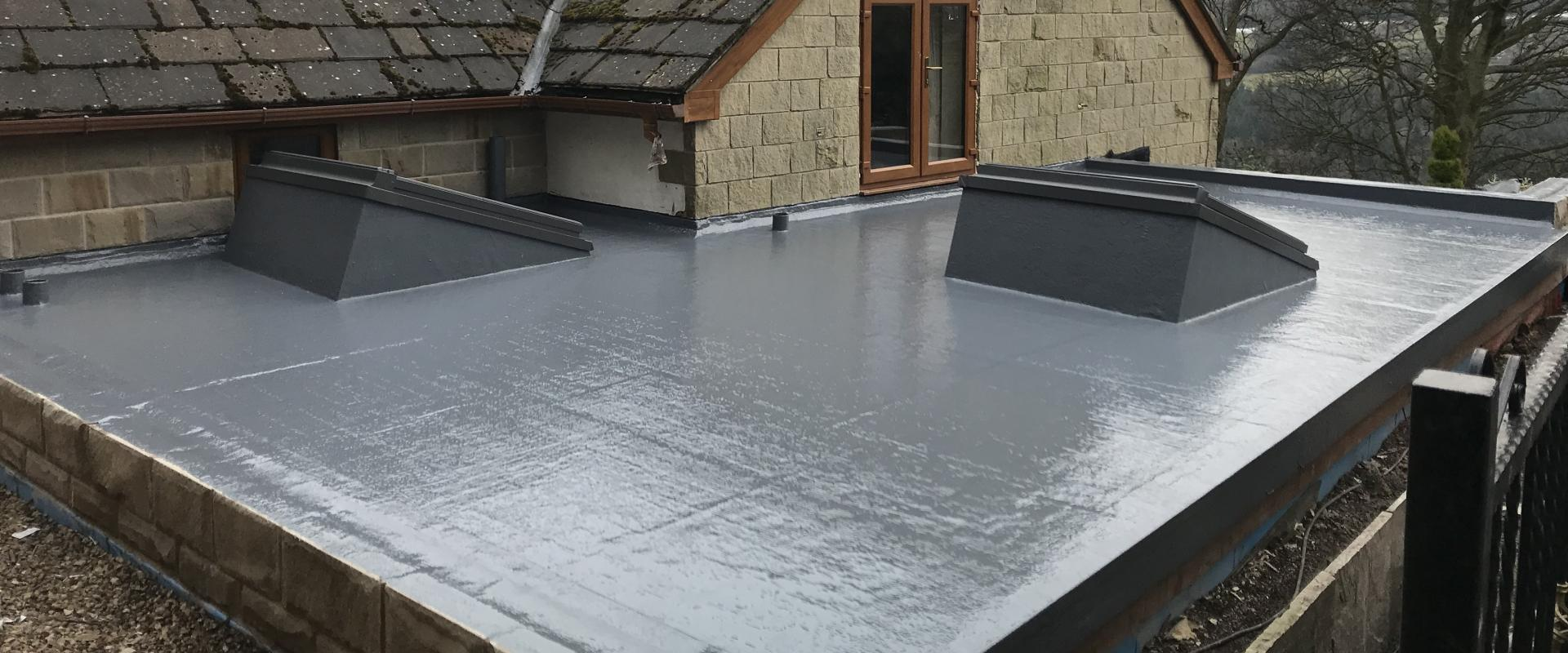 Garage Roofs & Extension Roofs - Seamless Waterproofing for Flat Roofs