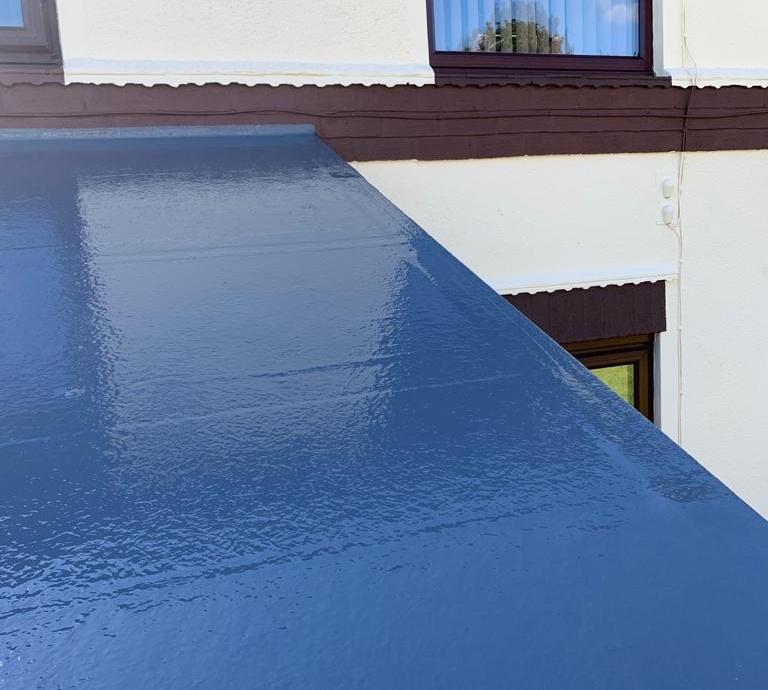 Fibre Glass (GRP) Roof->title 3
