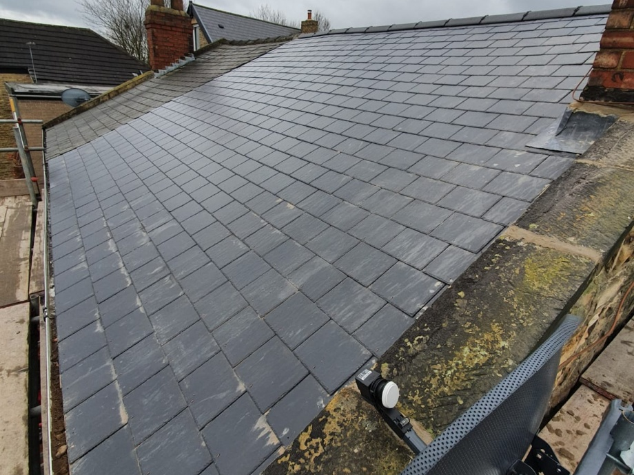 Roof Refurbishment, Sheffield->title 2