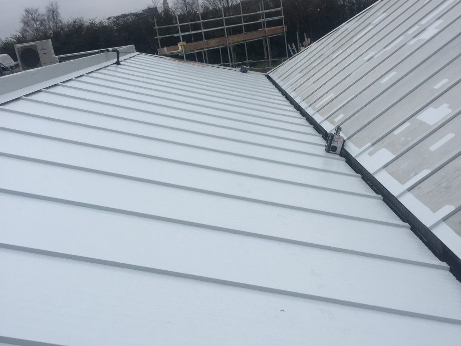 Metal Sheet Roofing - Barnsley->title After