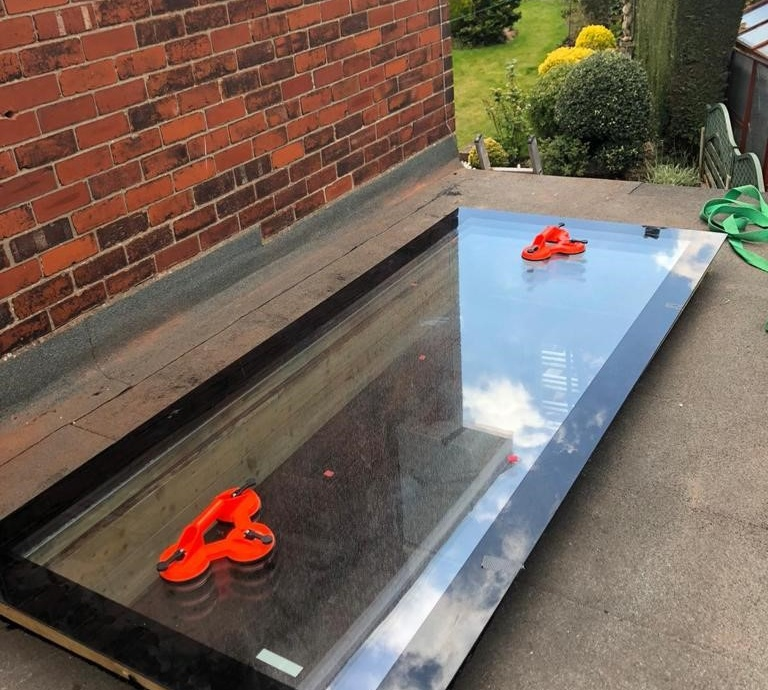 Skylight and Flat Roof - Sheffield->title 4