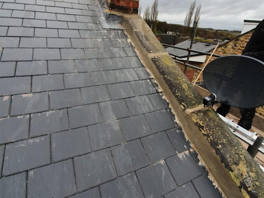 Roof Refurbishment, Sheffield->title 4