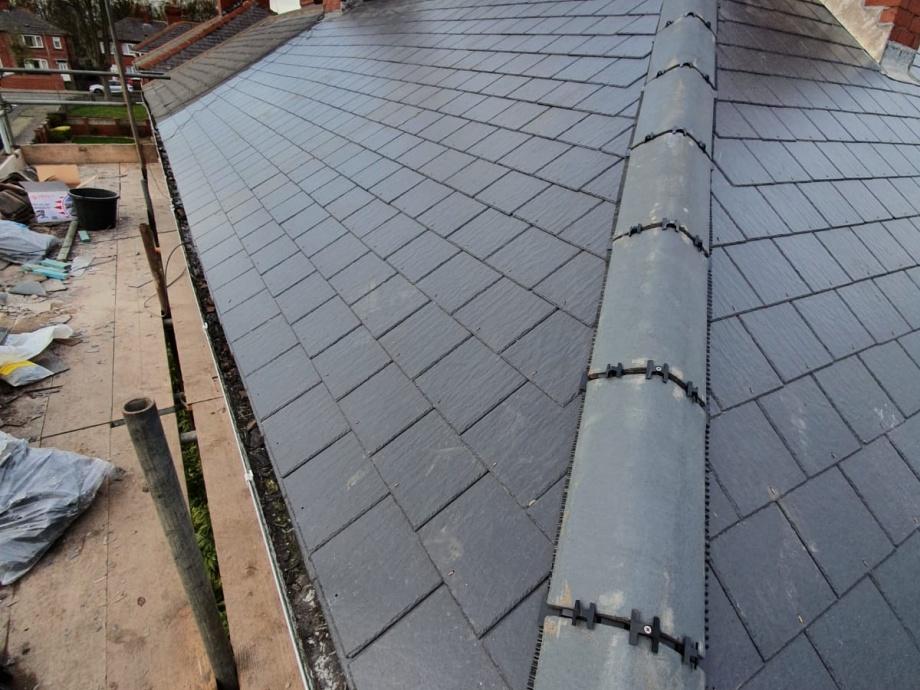 Roof Refurbishment - Sheffield->title 4
