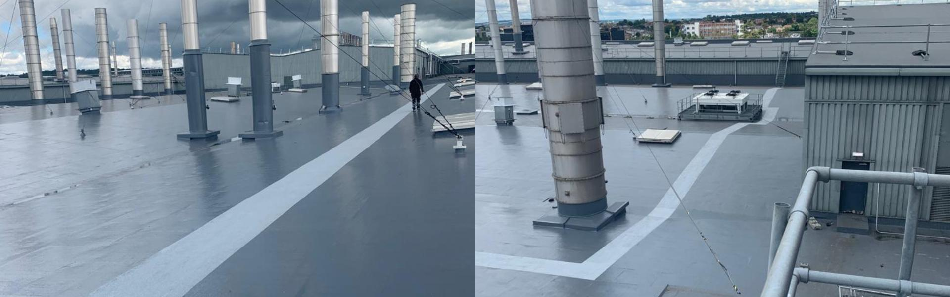 Commercial Roofing Specialists - UK wide