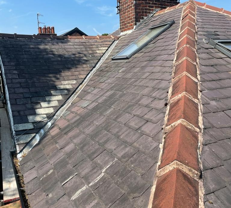 Full Re-Roof - Sheffield, S11->title 1